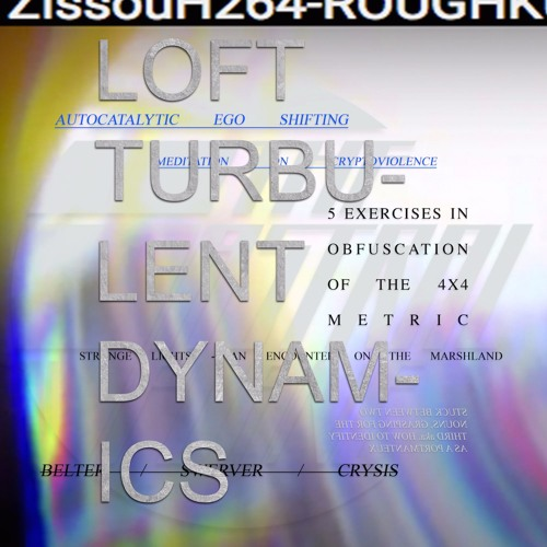 LOFT - Turbulent Dynamics EP