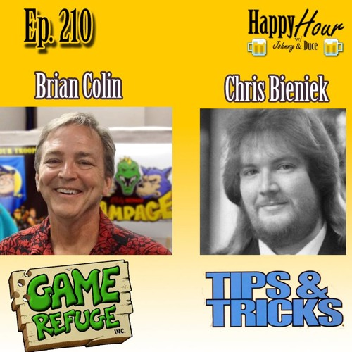 Episode 210 - Brian Colin & Chris Bieniek (Part 1)