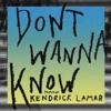 Maroon 5 - Don't Wanna Know ft. Kendrick Lamar (Neon CIty Remix)