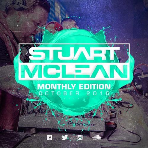 Download DjStu-McLean October Mix 2016