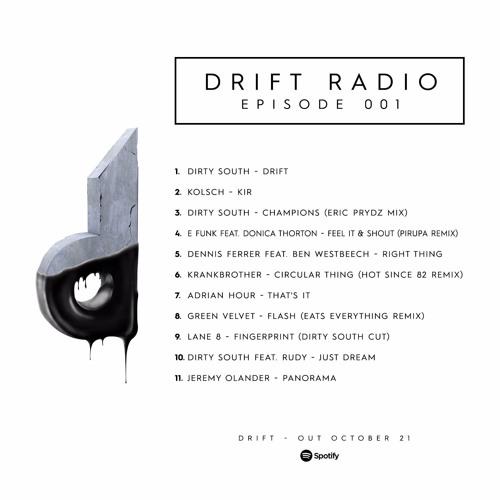 DRIFT RADIO
