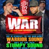 Kaya Ent & Andrew Digital Presents - War of the New Generation. Stumpys sound vs Warrior