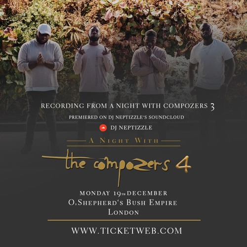 EXCLUSIVE: A Night With The Compozers 3 Live Afrobeat Set by