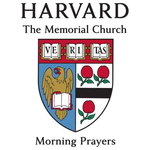 Morning Prayers at Harvard Memorial Church 2016-2017