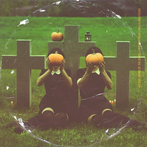 Ancient Order of the Droids & Ambidextroux - Halloween Fever