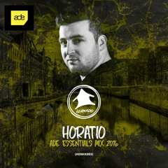Horatio - 2016 ADE Essentials Mix sample clip(Continuous DJ Mix)Available for purchase Oct. 17th