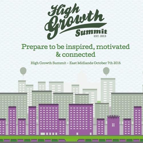 High Growth Summit 2016