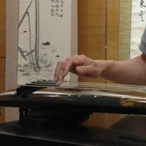 良宵引/Evening Cited(丸三混合尼龍弦/Marusan hashimoto hybrid strings)
