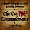 The Ten Rap Commandments