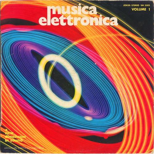 Romolo Grano - Musica Elettronica, Volume 1