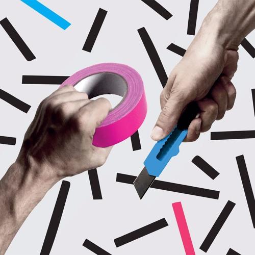 Tape Artist Nicolas Lawin