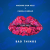 mgk   bad things feat  camila cabello
