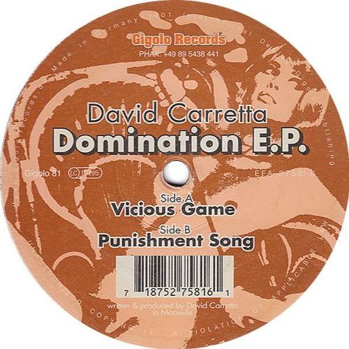 DAVID CARRETTA - Vicious Game (full version)