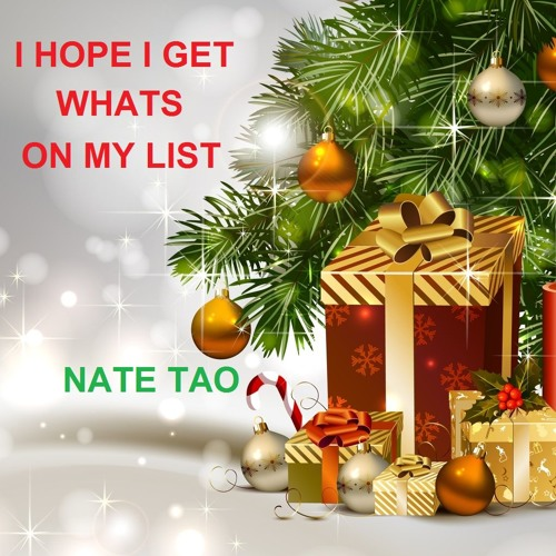 I Hope I Get What's On My List