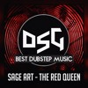 SAGE ART - The Red Queen