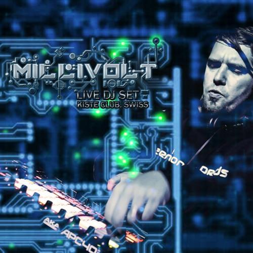 Millivolt Live DJ Set - Kiste Club (Switzerland 2016)