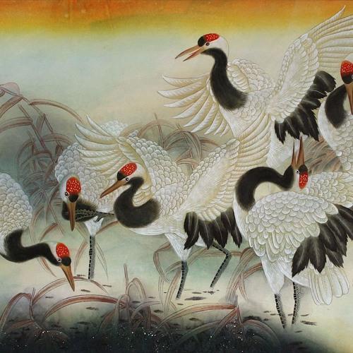 Guqin - He Ming Jiugao 《鶴鳴九臯》