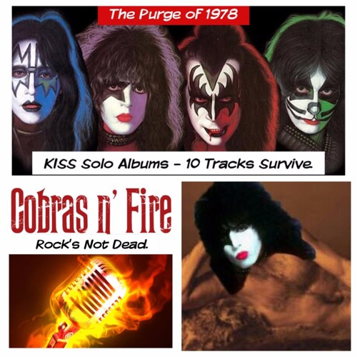 Ep 53:  KISS Solo Albums - The Purge of 1978