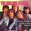 The Rolling Stones : As tears go by - Lady Jane - Angie