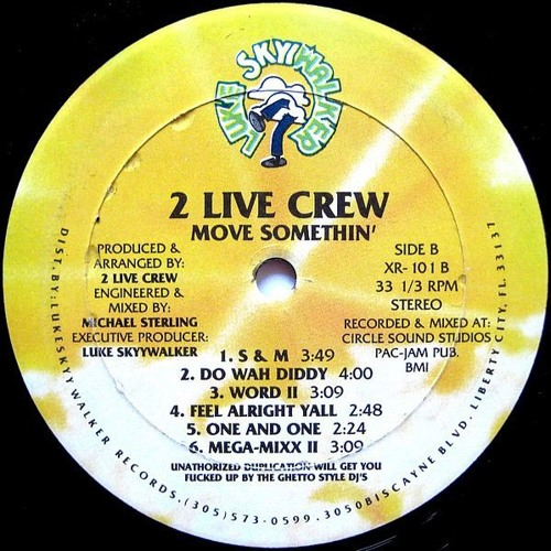 2 Live Crew - One And One (Turner Club Mix)