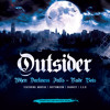 Outsider- When Darkness Falls Ft. Woofax, Rhythmicon & SHRKY