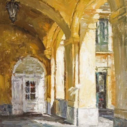 Dusk In The Courtyard - Montuno II