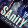 WWE NXT - SAniTy - Controlled Chaos Portada del disco