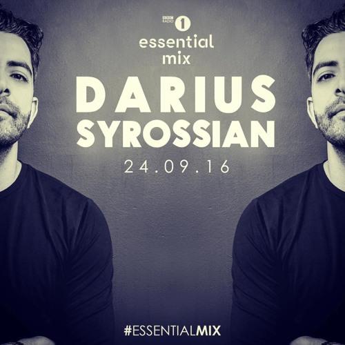 BBC RADIO 1 ESSENTIAL MIX 2016