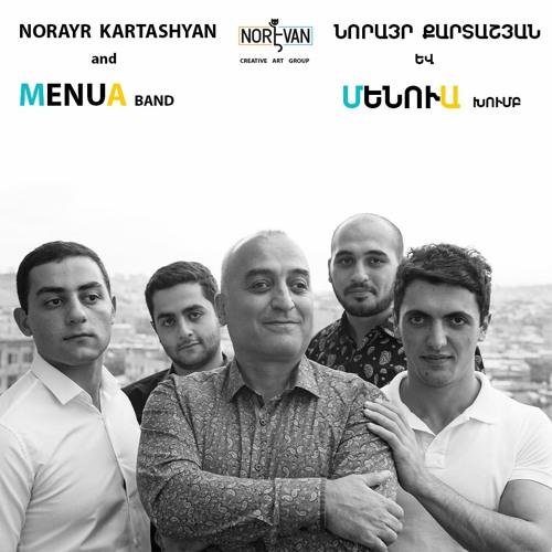 Norayr Kartashyan and MENUA Band - promo