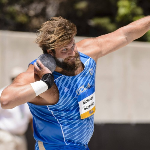 018 - Greek Olympic Shot Putter - Nicholas Scarvelis - Nationalism - Parent Resources