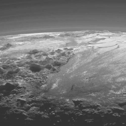 Pluto: the pugnacious planet