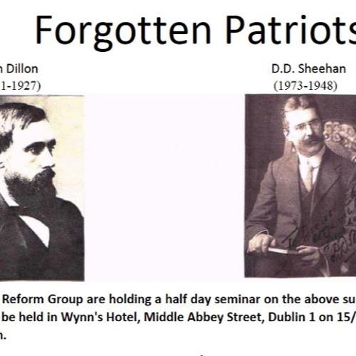 Forgotten Patriots Seminar