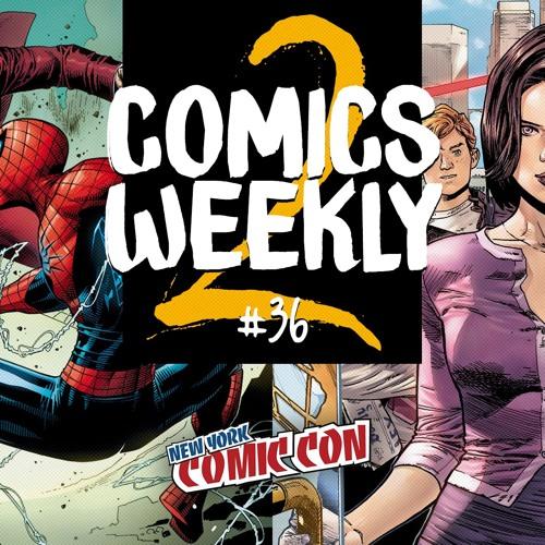 Comics Weekly 2 #36: NYCC, Luke Cage, Iron Fist i znowu klony
