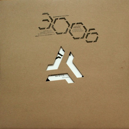 dominic ridgway, out of fuel, elemental & ... - halftime schmoosteps ep (reel, acr 3006, 12inch)