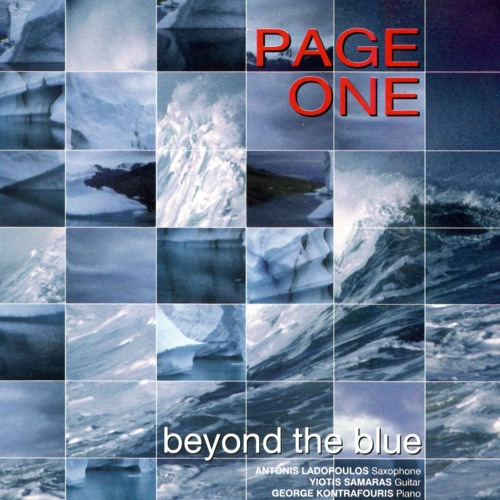 Page One: Beyond the Blue