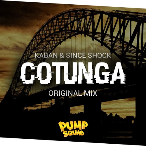 Kaban & Since Shock - Cotunga (Original Mix)