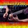 Ninja Gaiden: Unbreakable Determination (Stage 4-2)-Metal Cover