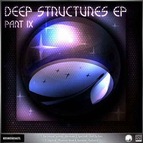 KOSMOS056DGTL V/A Deep Structures EP Pt. 9 (Preview Mini-Mix)