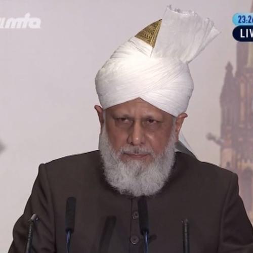Historic Keynote Address at Canadian Parliament by Khalifatul Masih V on October 17, 2016