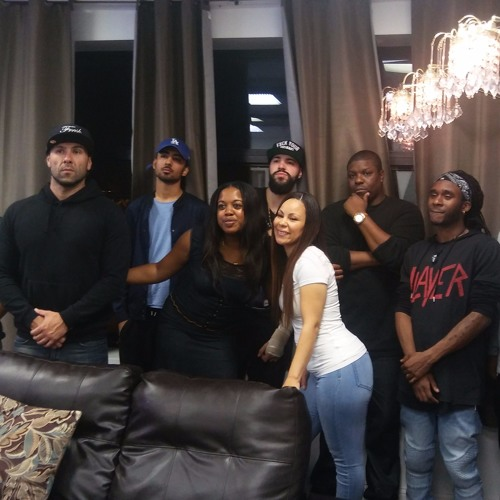 845Themixshow Ft Kyei , Blankface and Jasmin Lopez