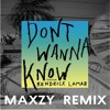 Maroon5 - Don't Wanna Know (Maxzy Remix)