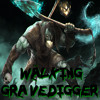 The Walking Gravedigger (Special Halloween Background Music)