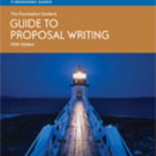 Chapter 9 - Variations on the Project Proposal Format