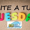 Write a Tune Tuesday--Country Flo Music Festival Song w/Dallas & Brenda on 93.1 Coast Country