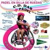Entrevistas en el evento Nacional de Padel en Silla de Ruedas Octubre16
