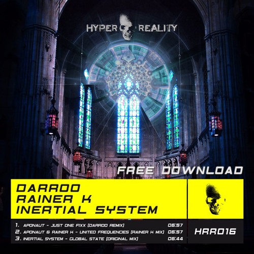 HRR016 1000 Likes FREE EP (FREE DOWNLOAD)