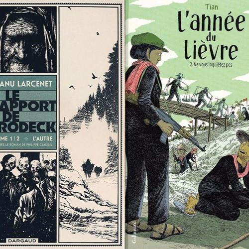 Lendemain de la Veille - Chronique BD: Le rapport de Brodeck // L'année du lièvre