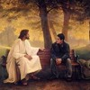 none rap song just a little talk with jesus