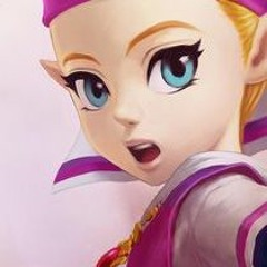 Young Zelda - Majora's Mask Flashback Scene