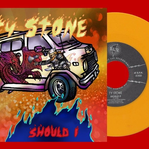 """ELR-006 - """"Should I"""" by Ty Stone - Mike E Clark REMIX"""